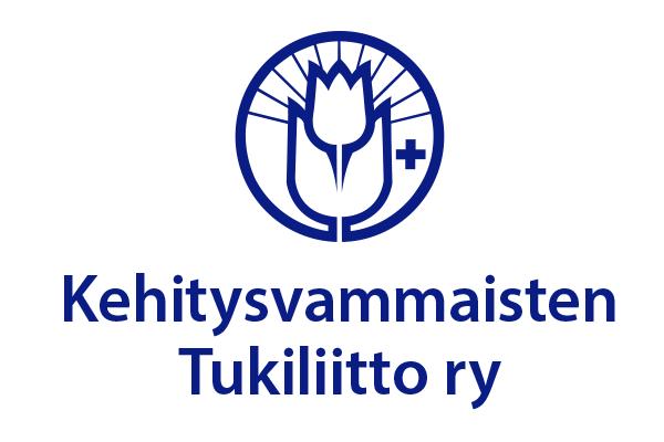 Kehitysvammaisten_Tukiliitto_sininen_tulppaani_ja_nimi